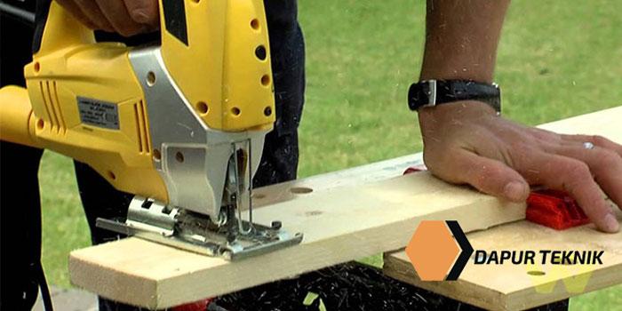 Cara Menggunakan Mesin Jigsaw