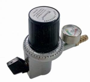 Nankai Regulator High Pressure With Meter Gauge