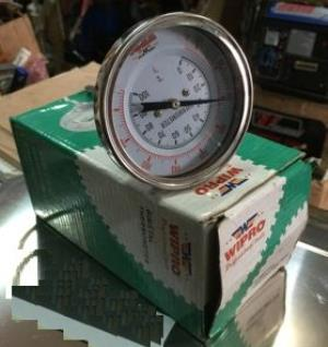 Wipro Thermometer Payung 3'' X 4'' 100 C