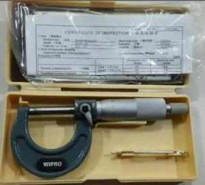 Wipro Outside Micrometer 0-25 mm