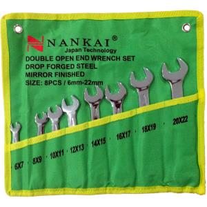 Nankai Kunci Pas Set 8Pcs ( 6-22mm)
