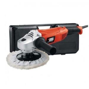 Black-Decker Mesin Poles 7'' With Kit Box Type WP1500K-5
